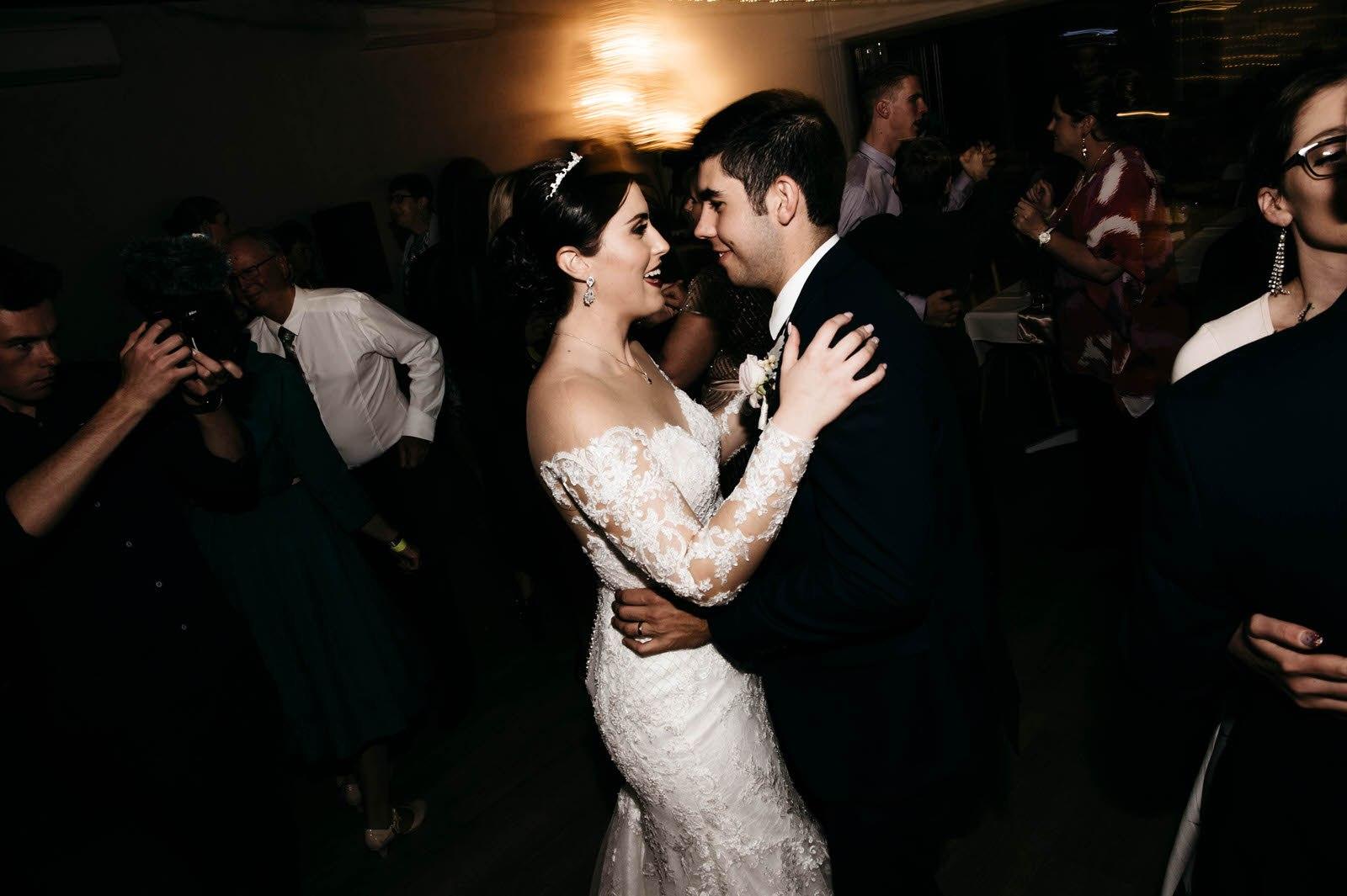 Wedding at Byron Bay golf club
