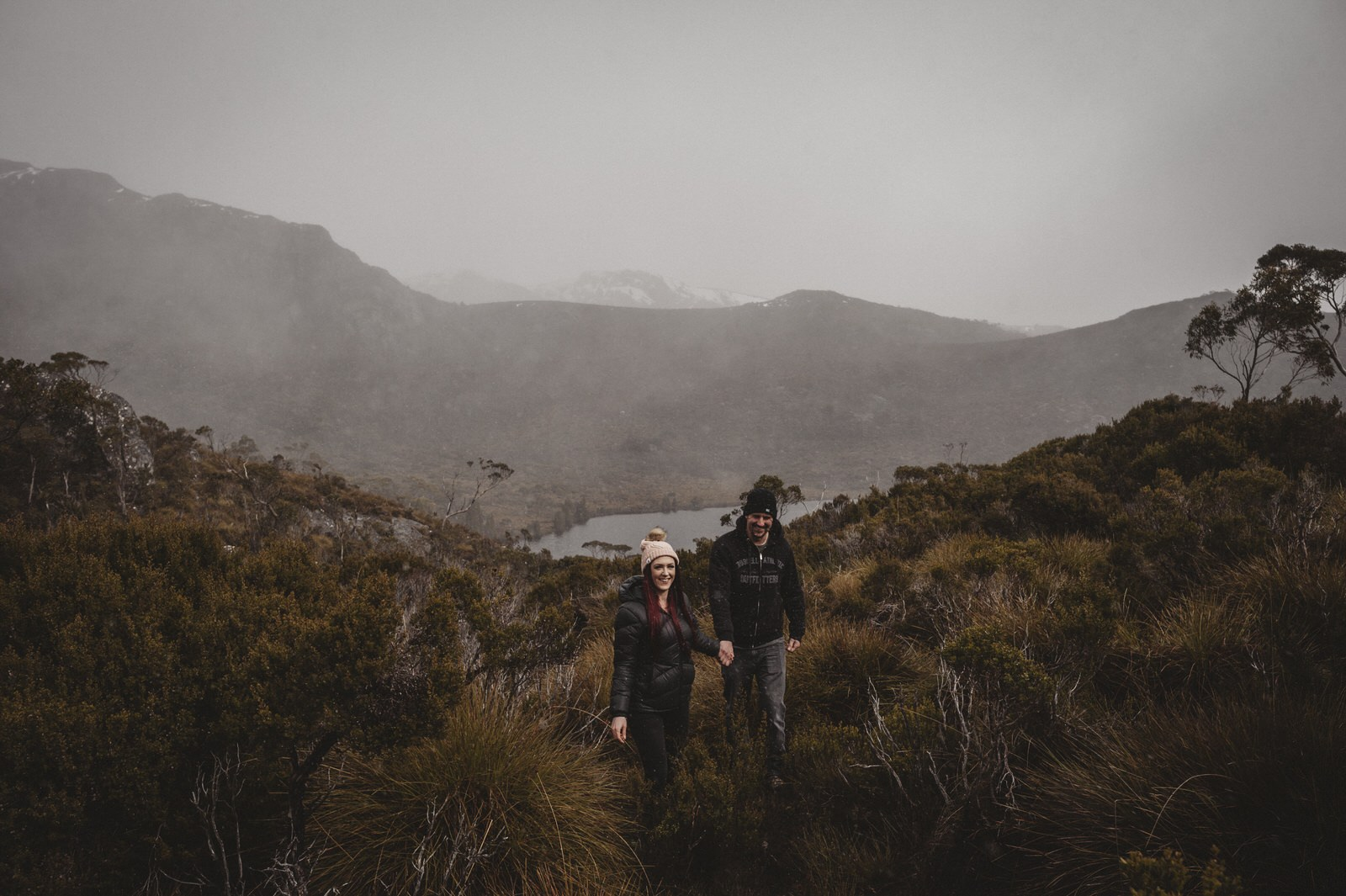 Travel dates Tasmania wedding photographer