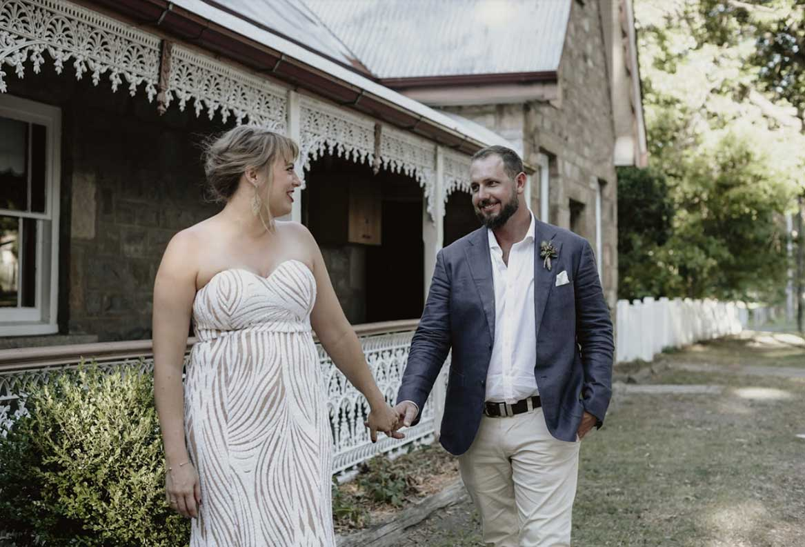 Ash + Tayla | Wedding Photography | Photography Ballina | Bye Bye Blackbird Photography