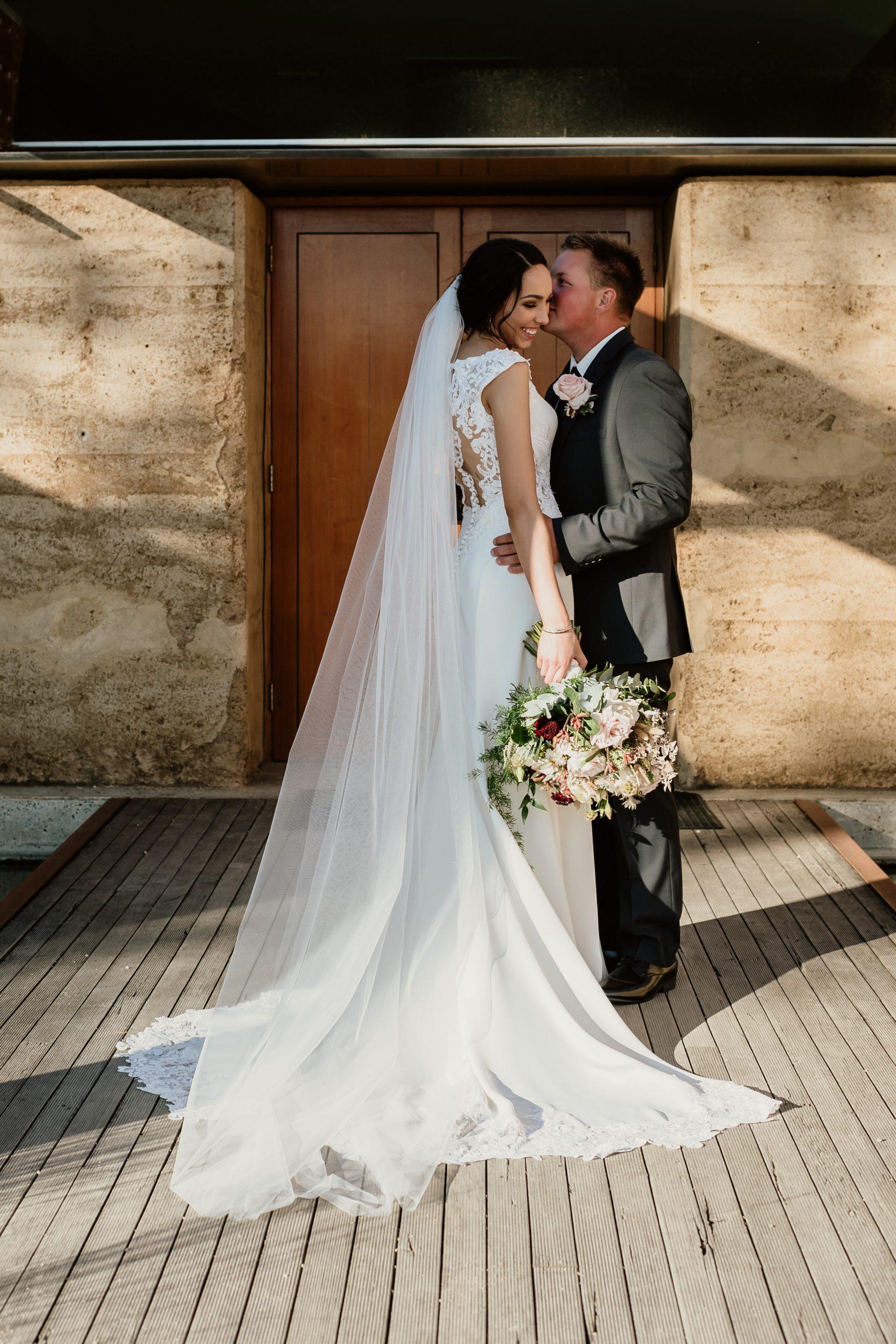 Sabrynah & Zac Wedding Photos
